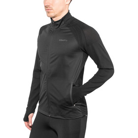 Craft Urban Run Veste Homme, black